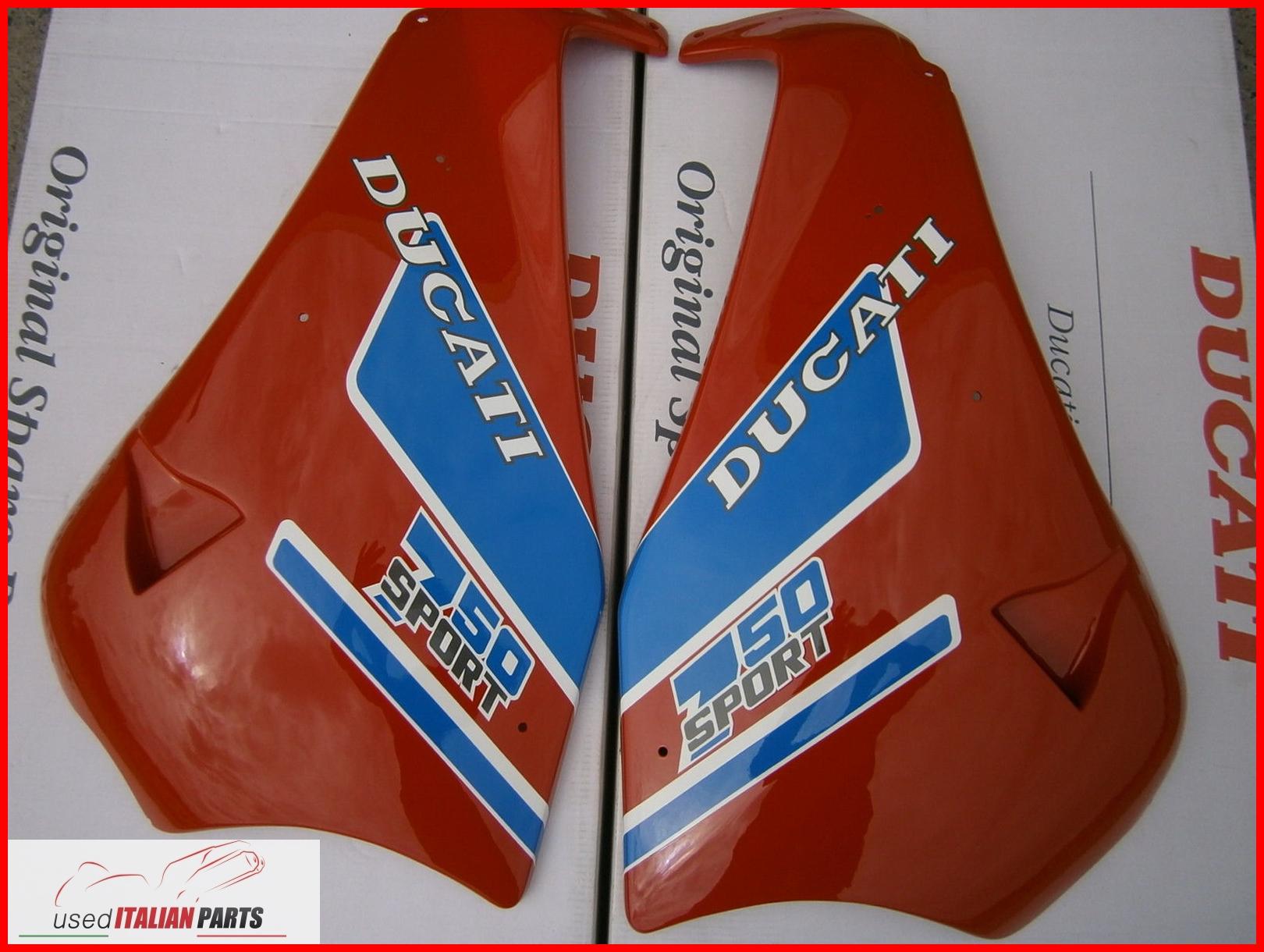 Ducati Verkleidung/Fairings