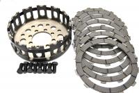 Ducati Kupplungsbeläge + Korb NEU Newfren+ Werkzeug