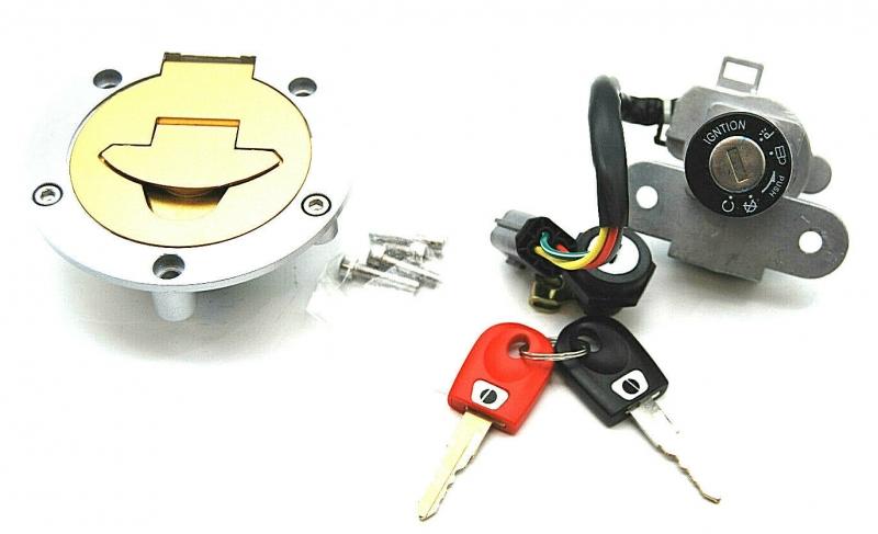 NEU Ducati 848 198 1198  Schloßsatz Schlüssel Schloss lockset