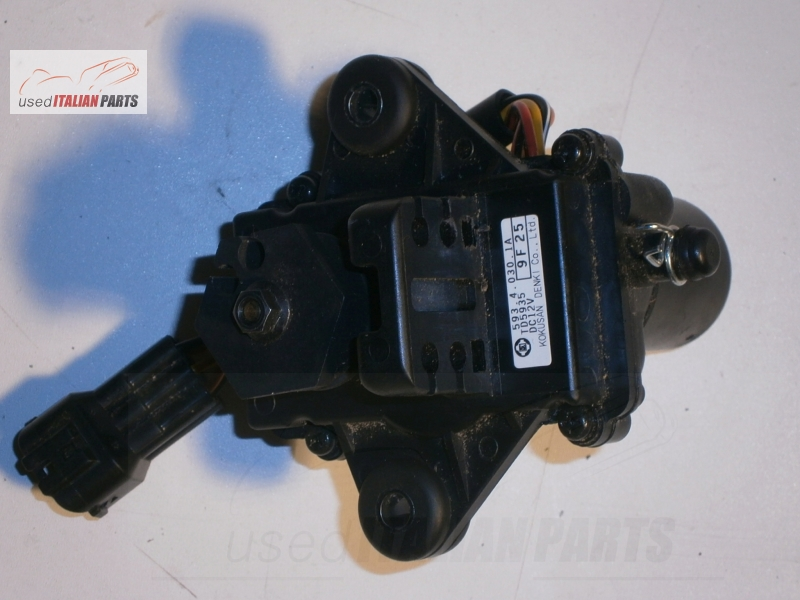 Ducati 848 1098 Stellmotor Auspuffklappe