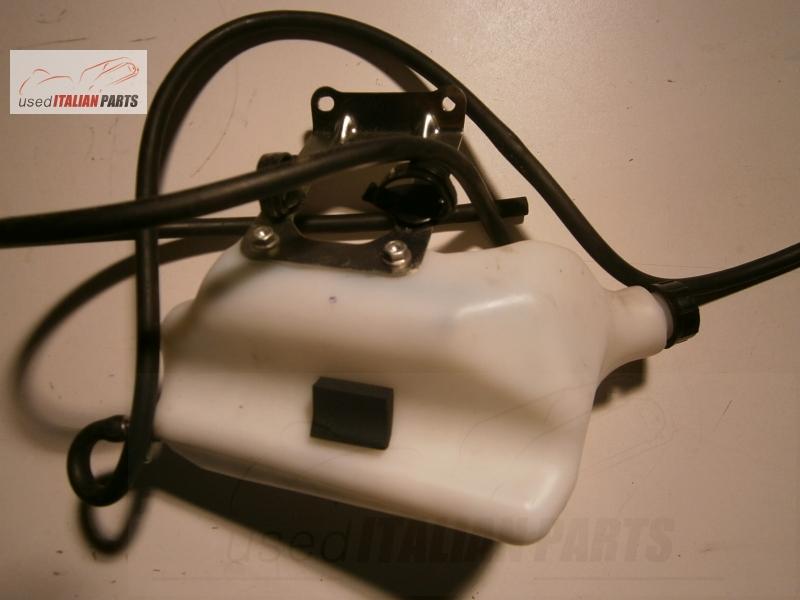 Ducati 848 1098 Wasserbehälter Motor