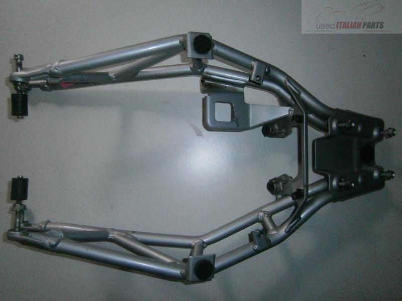 Ducati Hypermotard 796/1100 Heckrahmen