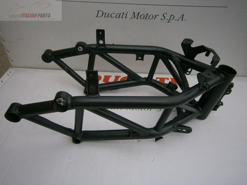 Ducati Multistrada 1200/S Rahmen*NEU* - Used Italian Parts