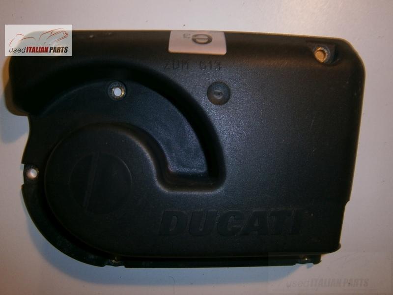 Ducati Hypermotard 1100 Airboxdeckel
