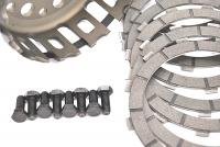 Ducati Kupplungsbeläge Reibscheiben mit Korb /NEWFREN + Werkzeug