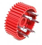 Ducati Kupplungskern 50µm  Kern rot hardcoatiert