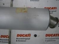 Ducati Monster 600-900 Lafranconi Auspuff